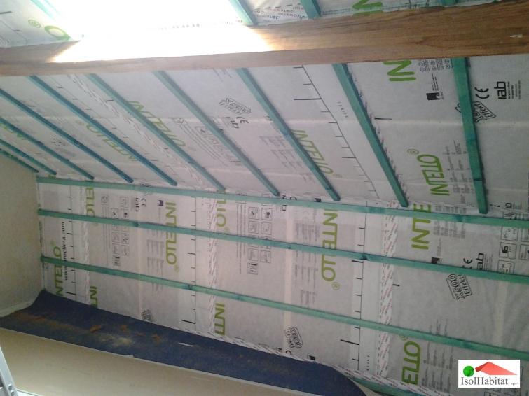 isolation de murs de sols de combles de cave de toiture. Black Bedroom Furniture Sets. Home Design Ideas